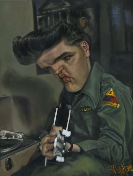Saving Private Elvis
